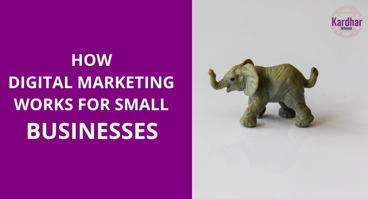 How digital marketing works for small businesses, digital marketing, Social media marketing, seo, digital marketing company in udaipur