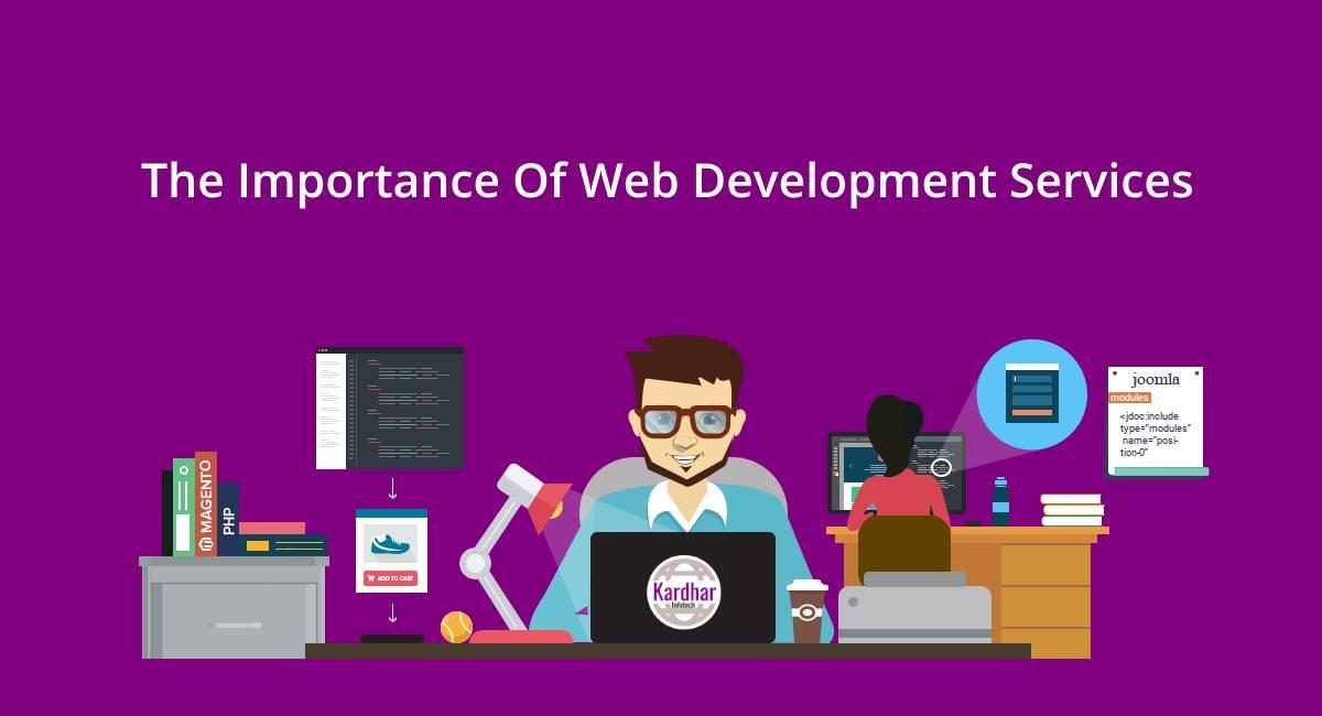 Importance of web development services, web development company in rajasthan, web development company in udaipur, website development company in udaipur